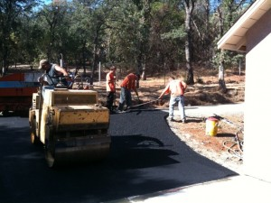 Asphalt paving company northern california.
